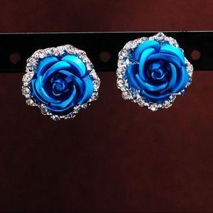 3/$30 Stud Flower Earrings